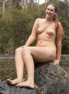 Cleo nude river