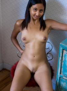 Sexy latin girl Sasha showing her beauty