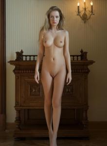 Beautiful sexy nude goddess Kinga