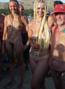 Neptun new nudists holliday - part 3