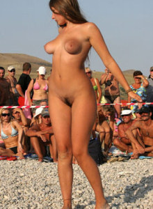 Nudist miss - part 2