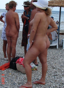 Nudist camps - part 4